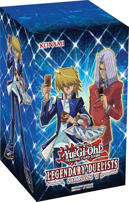 Yu-Gi-Oh! TCG Legendary Duelists Season 1 Box