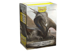 Dragon Shield Matte Art Standard Sleeves 100ct Sphinx Dradon (12053)