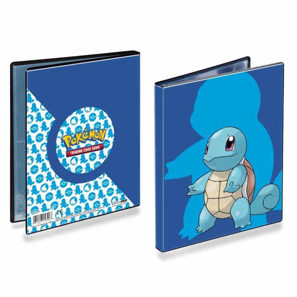 Ultra Pro 4pkt binder Pokemon Squirtle (15390)