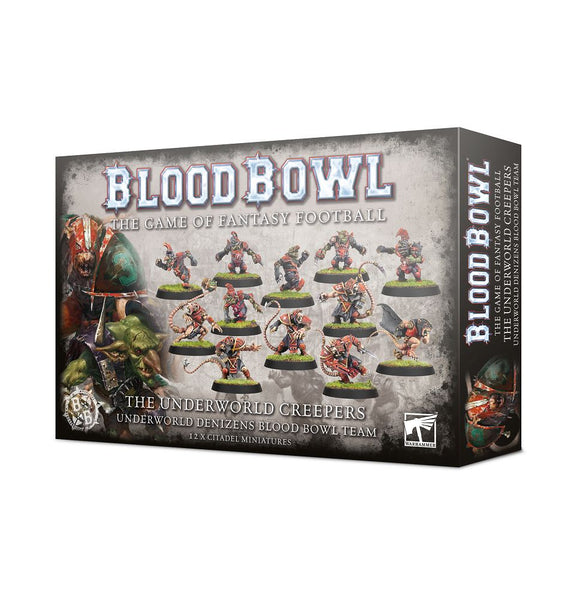 Blood Bowl: Underworld Creepers Team