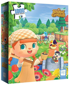 Animal Crossing Puzzle 1000pc