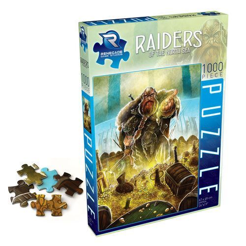 Raiders o/t North Sea Puzzle