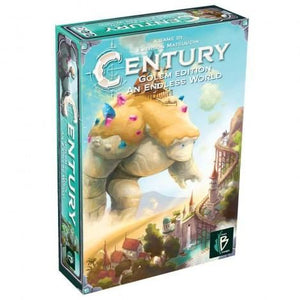 Century: Golem Edition An Endless World
