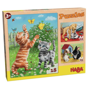 Puzzle Pets Multipack