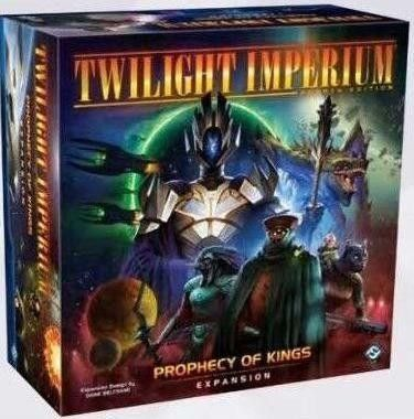Twilight Imperium 4e: Prophecy of Kings
