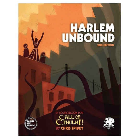 Call of Cthulhu 7th Edition: Harlem Unbound 2nd Edition