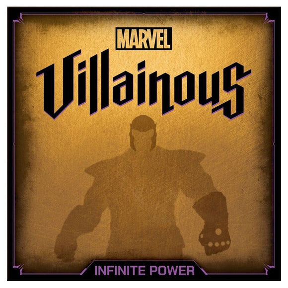 Marvel Villainous: Infinite Pow
