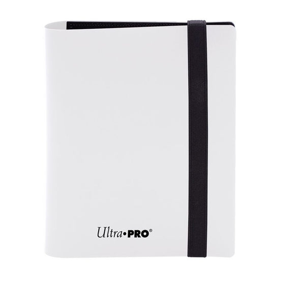 Ultra Pro 4pkt Eclipse Binder Arctic White (15375)