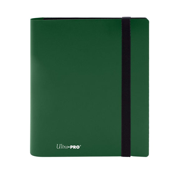 Ultra Pro 4pkt Eclipse Binder Forest Green (15380)