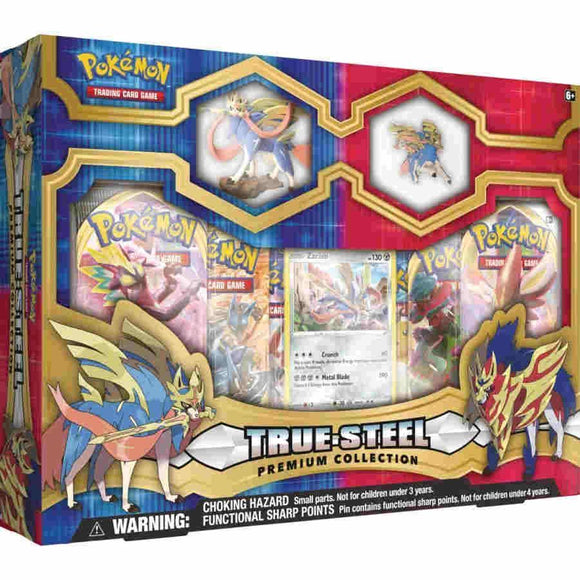 Pokemon TCG True Steel Premium Collection