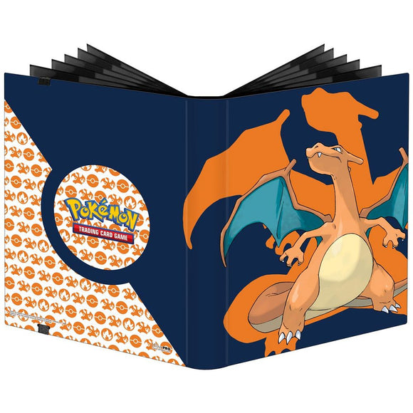 Ultra Pro 9pkt PRO Binder Pokemon Charizard (15317)
