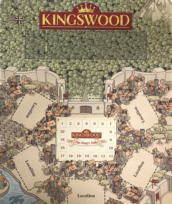 Kingswood Playmat