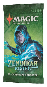 MTG: Zendikar Rising Draft Booster