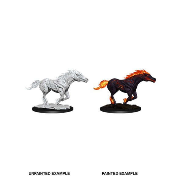 D&D Nolzur's Marvelous Unpainted Miniatures: Nightmare (90087)