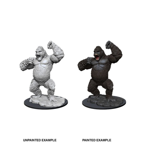 D&D Nolzur's Marvelous Unpainted Miniatures: Giant Ape (90090)