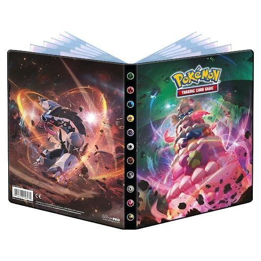 Ultra Pro 4pkt Binder Pokemon TCG Sword & Shield 3.5 (15657)