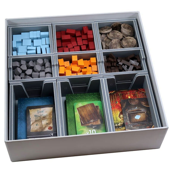 Folded Space Box Insert for Architects of the West Kingdom & Expansions