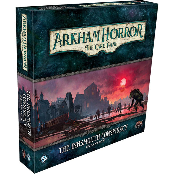 Arkham Horror: The Living Card Game - The Innsmouth Conspiracy Deluxe Expansion