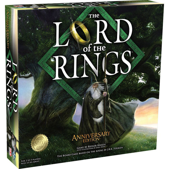 The Lord of the Rings The Board Game Anniversary Edition