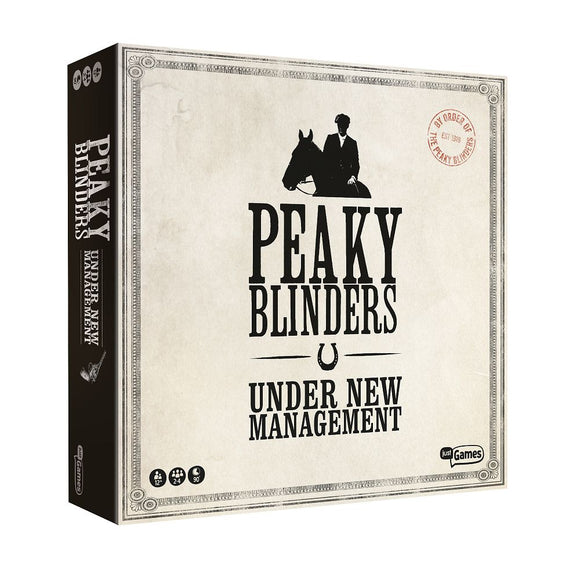 Peaky Blinders: Under New Management