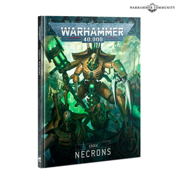 Warhammer 40,000 Codex Necrons (9th Edition)
