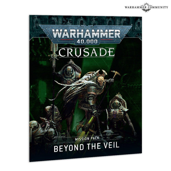 Warhammer 40,000 Crusade Mission Pack: Beyond the Veil