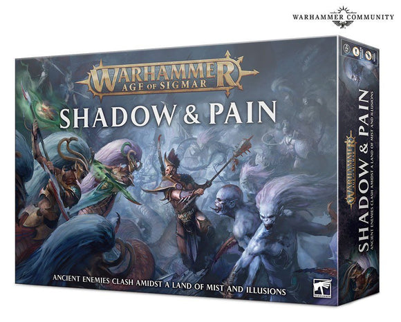 Warhammer Age of Sigmar Shadow & Pain