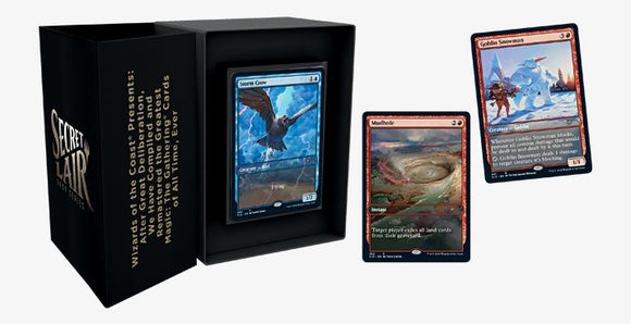 MTG: Secret Lair Drop April Fools