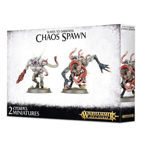 Warhammer Age of Sigmar Slaves to Darkness Chaos Spawn