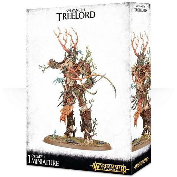 Warhammer Age of Sigmar Sylvaneth Treelord