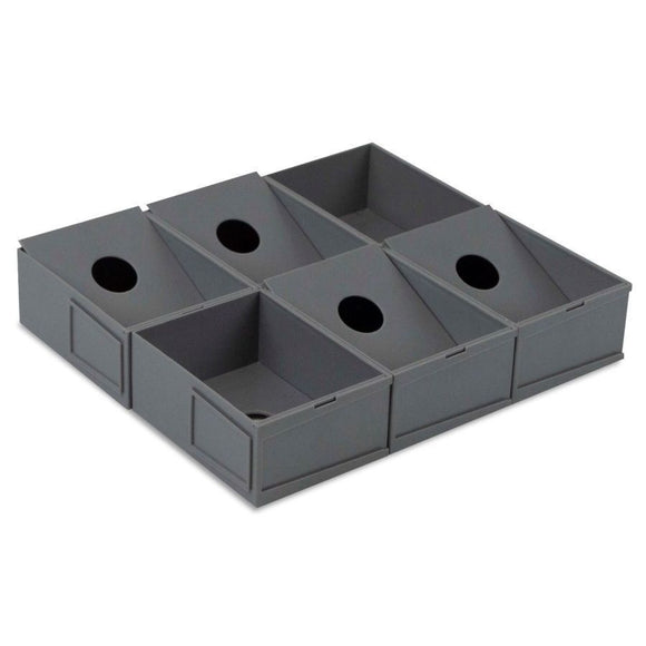 BCW Modular Sorting Tray 6ct