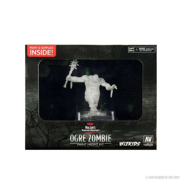 Nolzur's Marvelous Miniatures Ogre Zombie Paint Night Kit (90135)