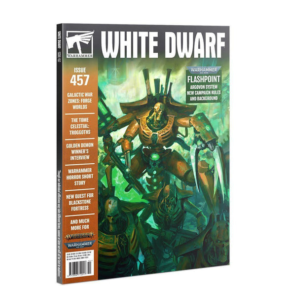 White Dwarf Issue #457