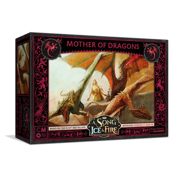 A Song of Ice and Fire Miniatures Game: Mother of Dragons