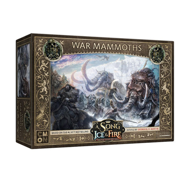 A Song of Ice and Fire Miniatures Game: War Mammoths