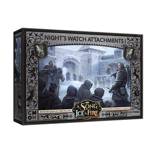 A Song of Ice and Fire Miniatures Game: Night's Watch Attachments #1