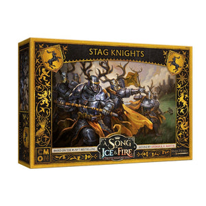 A Song of Ice and Fire Miniatures Game: Stag Knights