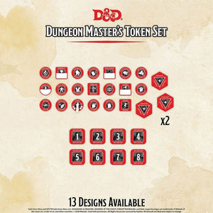 D&D DM Token Set