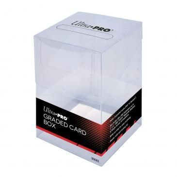 Ultra Pro Graded Card Plastic Box (15449)
