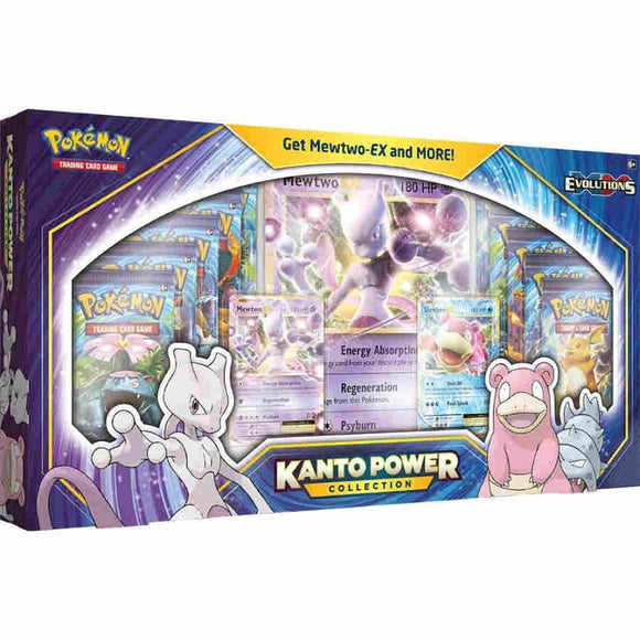 PKMN Kanto Power Col. Mewtwo