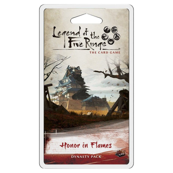 L5R LCG: Honor in Flames