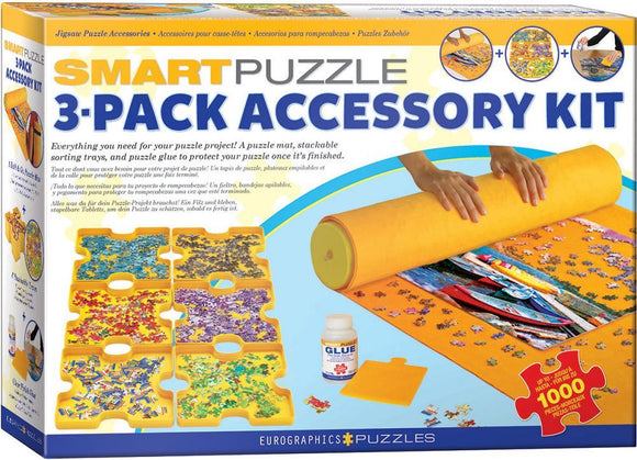 Smart Puzzle 3 Pack Accessory K