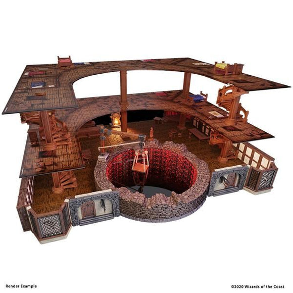 D&D Icons The Yawning Portal Inn