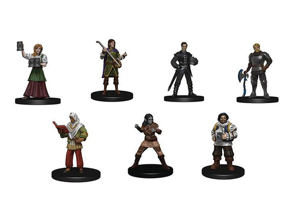 D&D Icons Yawning Portal Inn Friendly Faces