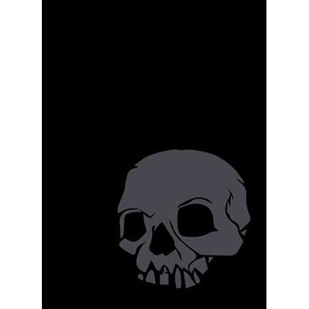 Legion Standard Card Game Sleeves 50ct Iconic Skull