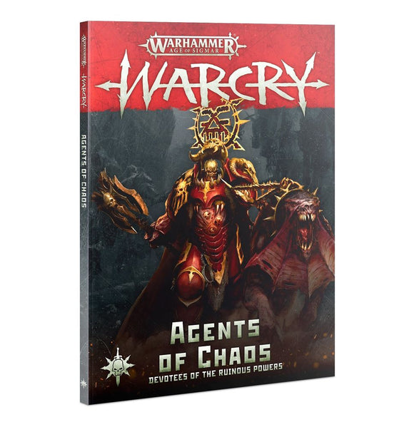 Warhammer Age of Sigmar Warcry Agents of Chaos
