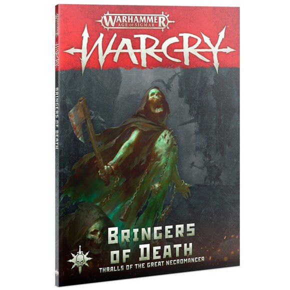 Warhammer Age of Sigmar Warcry Bringers of Death