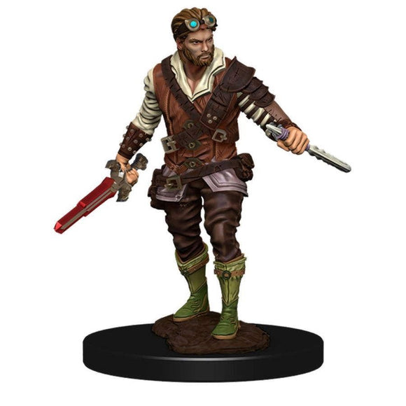 D&D Icons of the Realms Premium Figures: Male Human Rogue (93022)