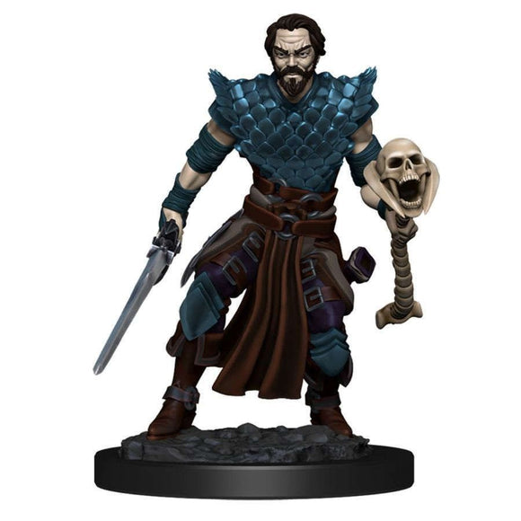 D&D Icons of the Realms Premium Figures: Male Human Warlock (93024)