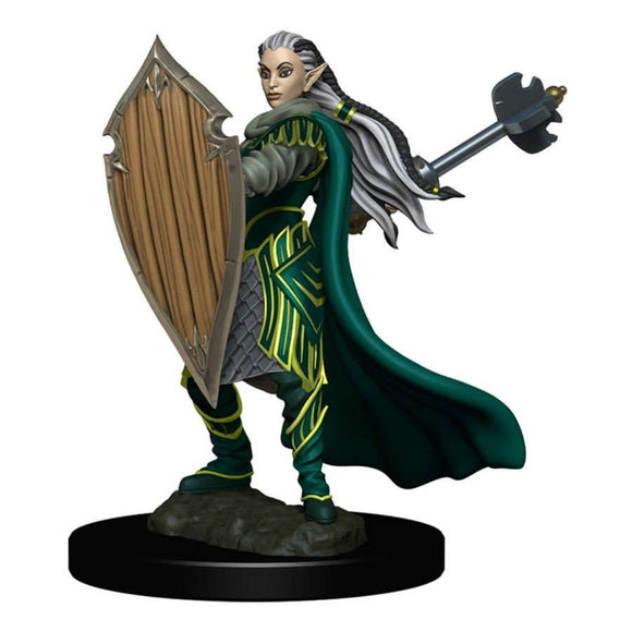 D&D Icons of the Realms Premium Figures: Female Elf Paladin (93025)